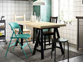 宜家稳重餐厅 14款舒适设计方案