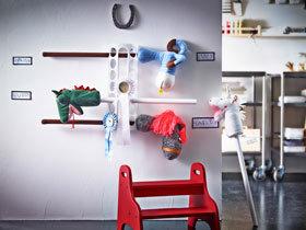 充分利用空间 11个家居收纳小创意