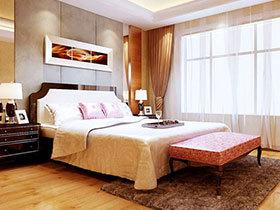 12个卧室床尾凳 实力与美貌兼具