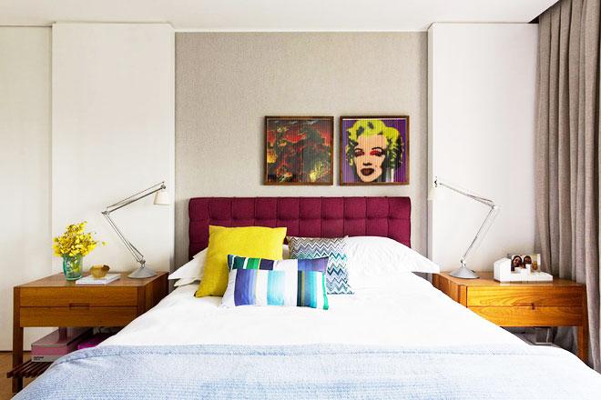 148平米简欧风格装修卧室设计