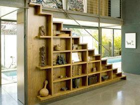 把自然带回家 14款实木楼梯效果图