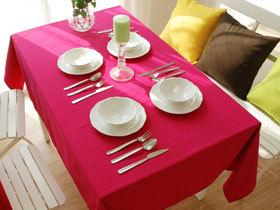 绚丽多姿 15款彩色桌布图片