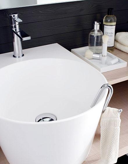 从花样面盆看卫浴流行风向标