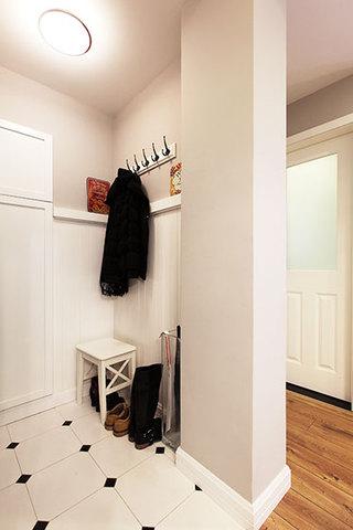 85平米房屋装修效果图玄关设计