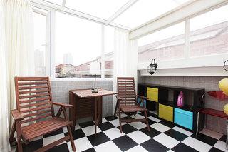 85平米房屋装修效果图阳台设计