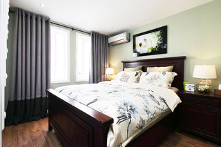 85平米房屋装修效果图卧室设计