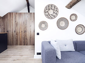 50平米阁楼设计装修 整洁明亮好空间