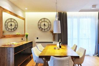 简约两室一厅装修餐厅设计