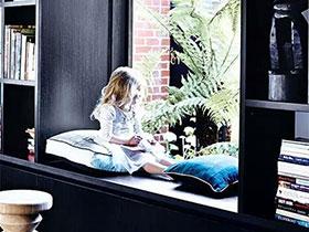 你与美景只差一个飘窗 11个舒适飘窗设计