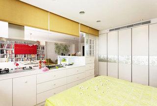 简约风格公寓70平米效果图