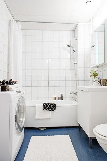 北欧装修风格设计卫生间