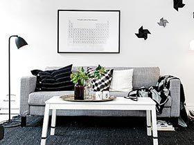 11款灰色客厅沙发 百搭才是首选
