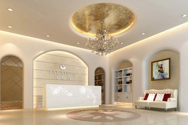 美容院沙发设计装饰图片