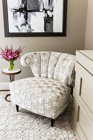 100平方装修效果图卧室角落设计