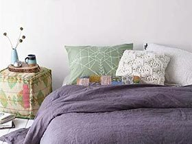 15个舒适卧室设计 秋天造个温暖窝