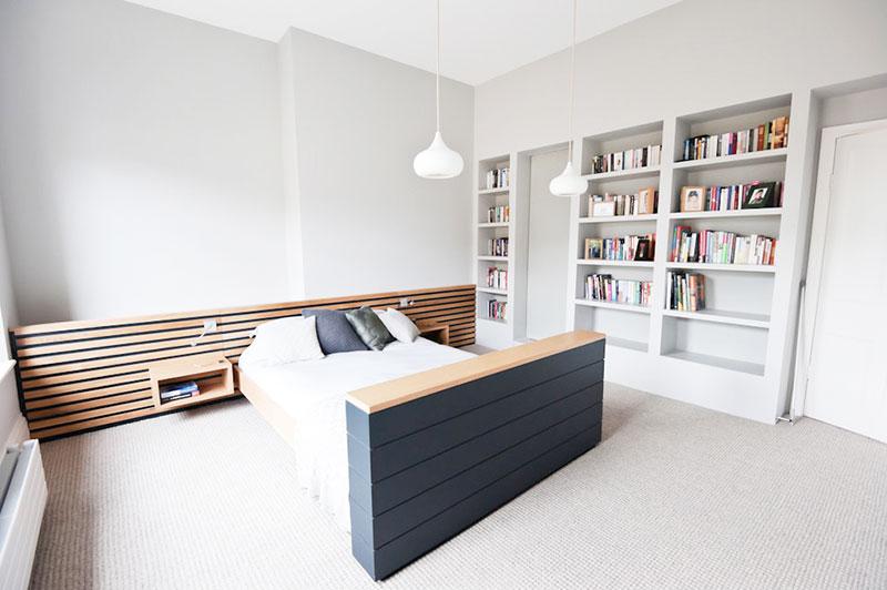 120平米装修效果图卧室设计