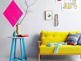 多彩北欧风设计 让你的家更有活力
