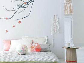 用树枝扮出森系风 12款舒适卧室效果图