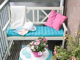 良辰美景应有时 11款花园式阳台设计