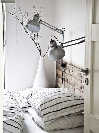 卧室树枝装饰设计图
