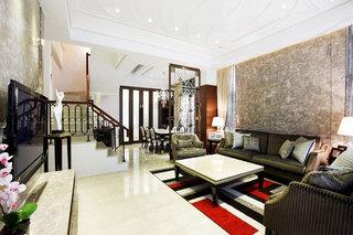 新古典风格公寓效果图
