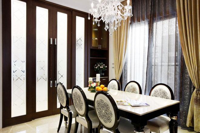 新古典风格公寓装修设计