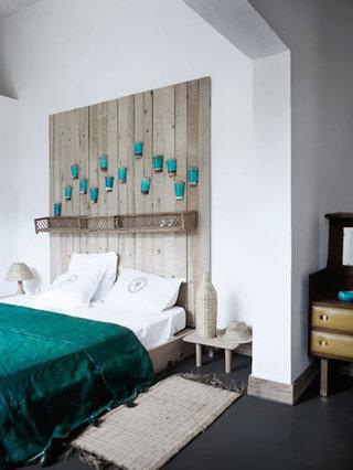 森系卧室效果图片