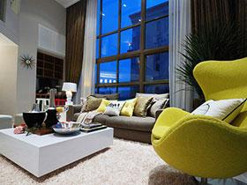 现代风格跃层公寓装修 体验一步一景的乐趣