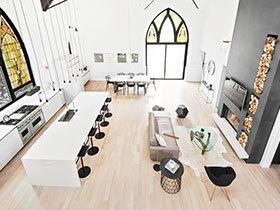 15图别墅装修设计 超大空间绝妙方案