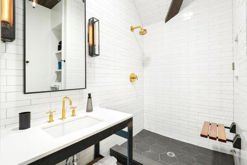 别墅装修设计卫生间空间