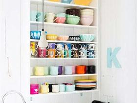 持家高手經驗分享 15圖秀廚房收納