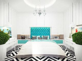 50平方小户型装修图简约卧室设计