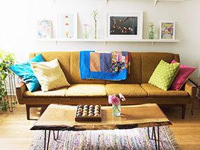 13图舒适空间设计 小户型空间效果图