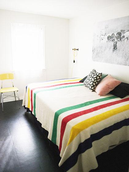 小户型空间效果图卧室设计