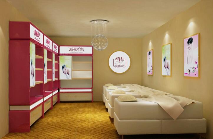 小型客厅装修图片_小型美容院装修图片_齐家网装修效果图