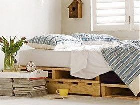 凌乱通通藏起来 13款收纳床给你整洁