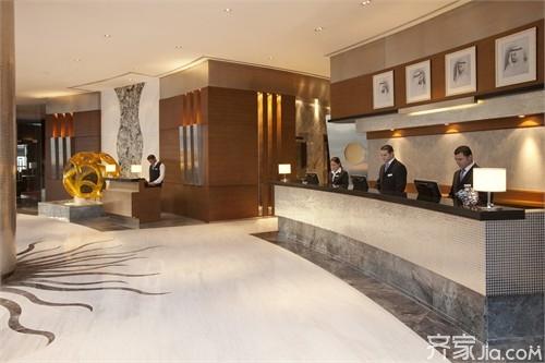 酒店接待台尺寸