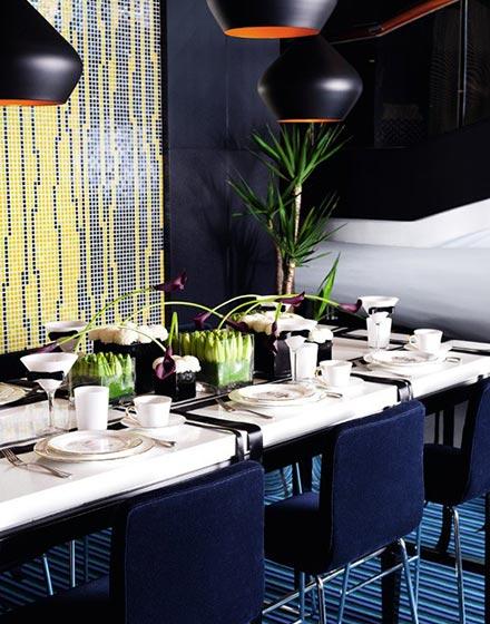 优雅聚会餐厅尽享美食