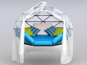 15款创意吊床设计 给你花式浪漫
