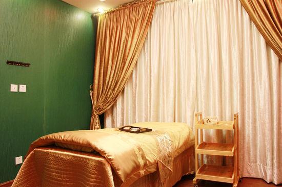 美容房间装修效果图