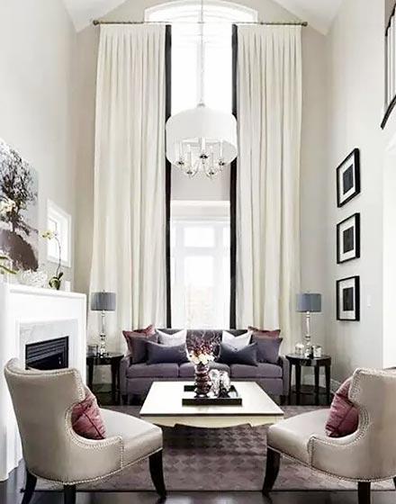 时尚优雅简欧风格客厅