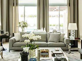 13个简欧风格客厅 优雅与现代并存
