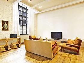 宜家原木loft公寓装修  大自然的味道扑面而来