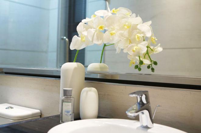 现代简约装修效果图卫生间设计