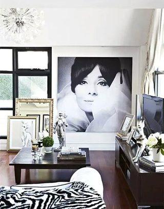 艺术装饰画完美为客厅吸睛