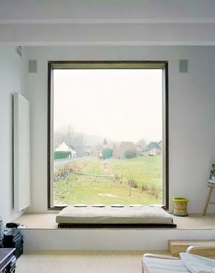 开扇好窗把家变成观景房