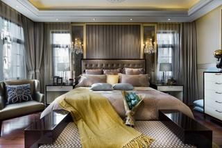 豪华卧室装修效果图片