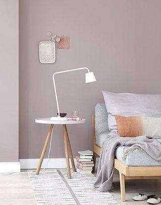 整洁温馨卧室布置效果图