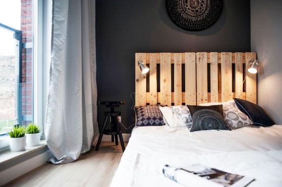 典雅简欧风格设计卧室
