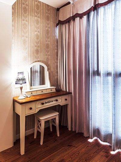 地中海式装修风格卧室阳台设计